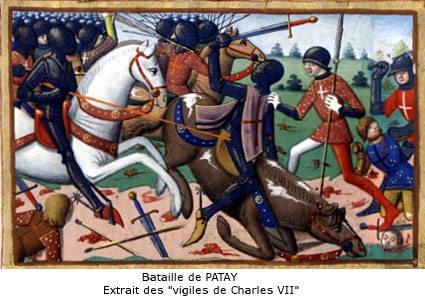 [WAB médiéval] Deux magnifiques rapports de bataille ! Patay_grande